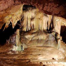 Natural Caves and Waterfalls