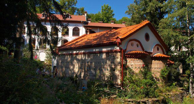 Dragalevski Monastery