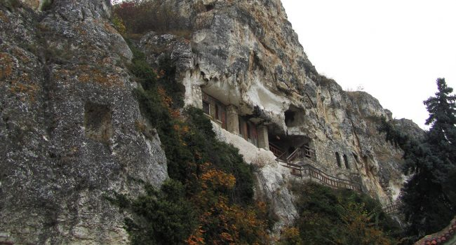 Basarbovski Monastery