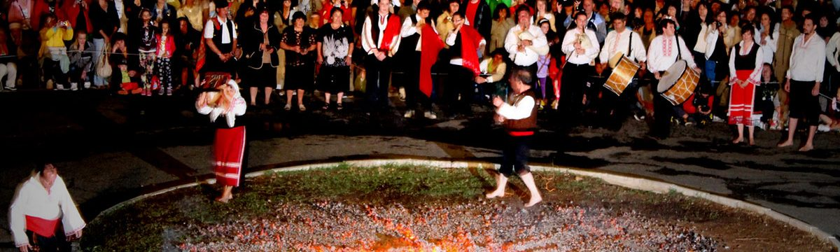 Nestinarstvo (Fire Dancing)
