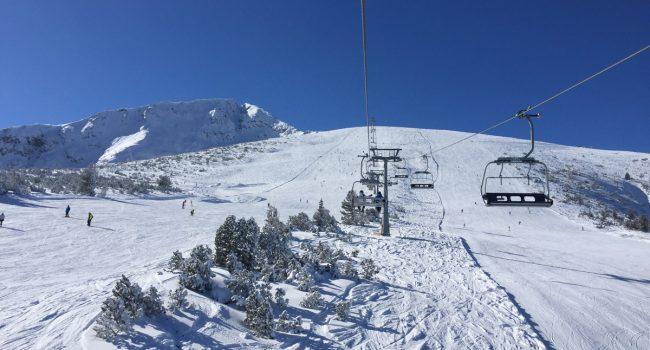 Ski Vacation Tour
