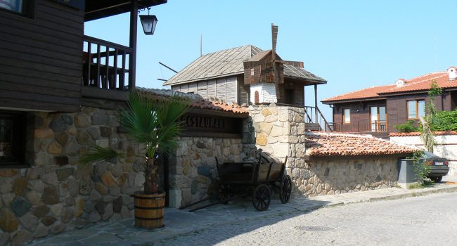 The Old Town of Sozopol