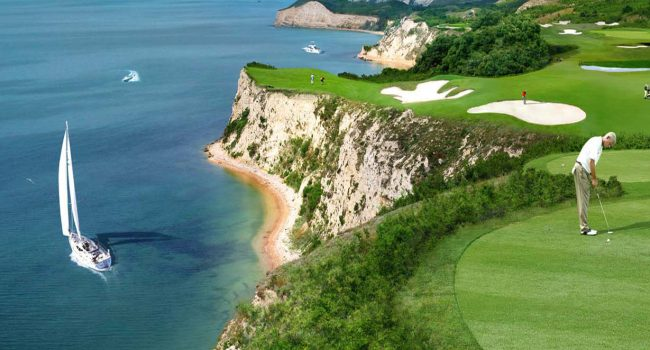 Lighthouse Golf Course Balchik